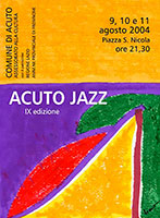 Acuto Jazz 2004